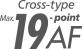 19-punktowy system AF