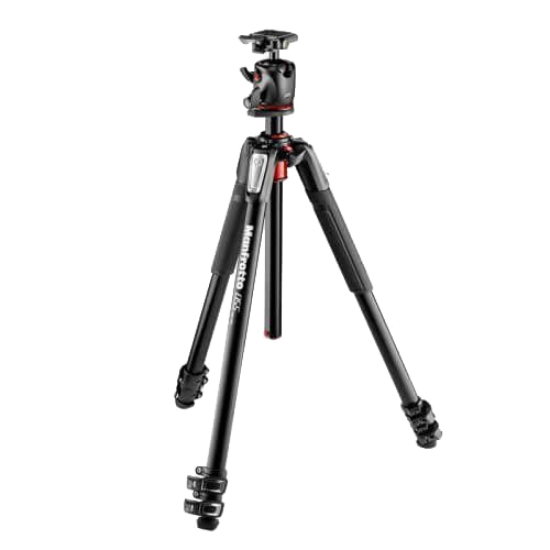 Statyw Manfrotto MT055CXPRO z głowicą